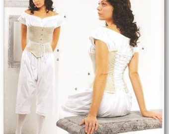 Simplicity 2890 Misses' Undergarments Sewing Pattern, 8-14