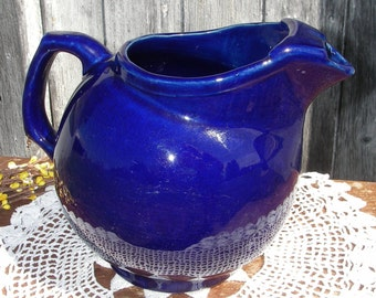 Cobalt Kitchen Decor Etsy