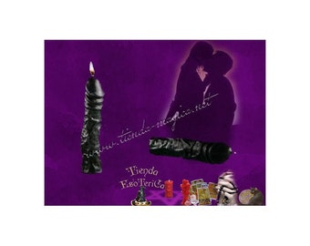Candle black phallus - Candle Black Phallus