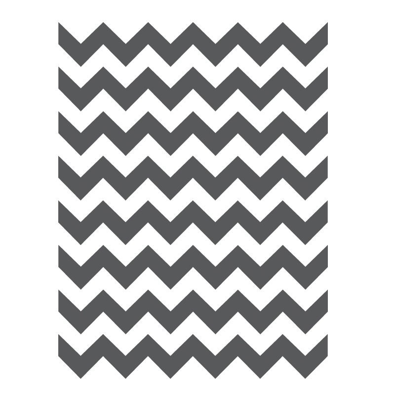 Chevron stencils template for crafting canvas diy decor wall for Wall decor templates