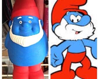Smurf Gnome
