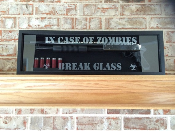 Man Cave Zombie Survival Kit : Wts zombie survival kits for man cave decoration etc