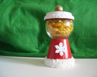 Christmas Candy Dish