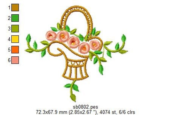 Dainty Embroidery Designs - PES