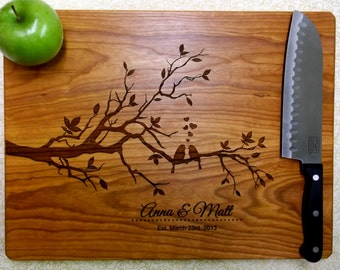Personalised Wedding Gifts Online Australia : personalized cutting board Etsy