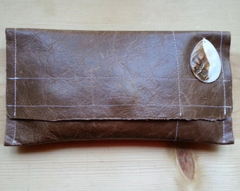 Hand Clutch/Wallet/Cosmetic Clutch by TamuCreations