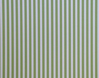 12x12 Heavy Tattered Striped Paper