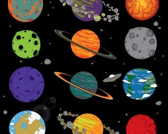 Planet Clipart Etsy