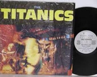 Titanics   WHITE STAR LP