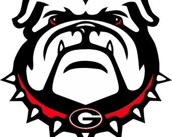 Georgia Bulldog... Georgia Bulldog Clipart Logo