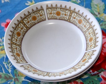 Vintage 1960's Noritake Progression china desert bowl