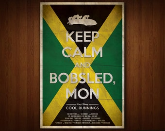 Cool Runnings Poster (Multiple Sizes)