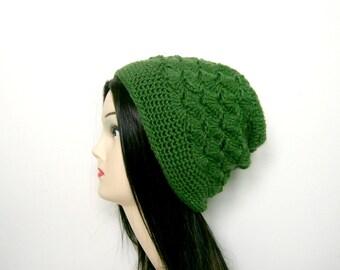 CROCHET BEANIE PATTERN, Crochet Hat Patterns, Womens Hats, Crochet Pattern, Crochet Beanie, Crochet, Pattern Crochet - The Caitlyn Beanie