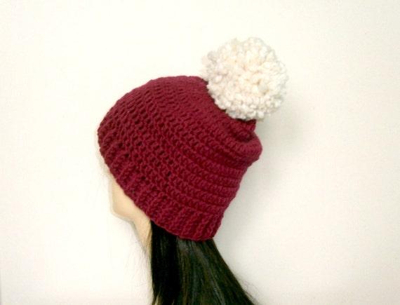 Free Crochet Pattern Bobble Hat : Items similar to CROCHET HAT PATTERN, Bobble hat Pattern ...