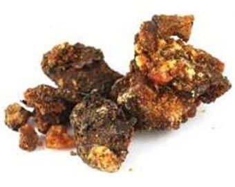 Opopanax Resin (Sweet Myrrh) (Wild Harvested)