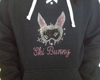 Bling Ski Bunny Sweatshirt