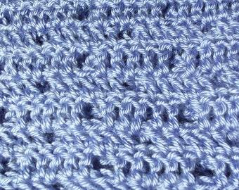 Brick Stitch Afghan Pattern | Crochet Patterns | Pinterest