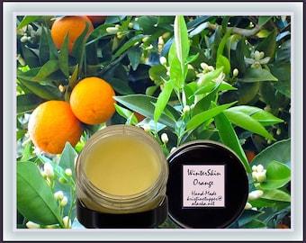 Orange, Ylang-Ylang, Cedarwood Solid Perfume Fragrance
