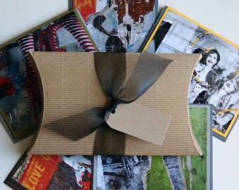 Boxed Note Cards, Fine Art Photography, Blank Cards, Set of 5, NYC Street Art