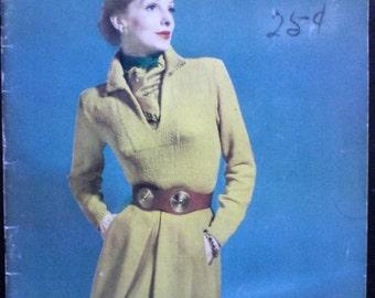 1950 Fashion Handicrafter Mag