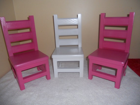 Items Similar To Free Shipping 18 Inch Dolls Furniture Handmade Chair For Kitchen Dining Or