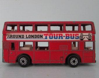 Matchbox Double-Decker Bus