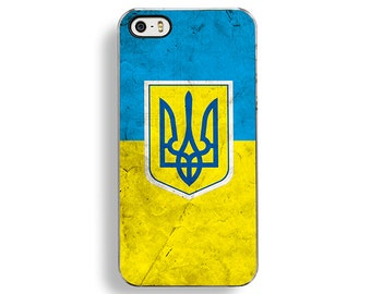 Flag of Ukraine iPhone 5/5S Case - iPhone 4/4S Case - iPhone 5C Cases - Ukranian Flag
