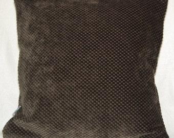Kussen van mooie zware kwaliteit stof. exclusief vulling.
