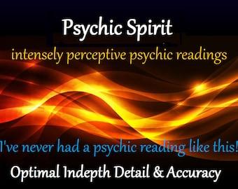 PSYCHic Reading,      29.95 Clairvoyant PSYCHic Reading, Accurate PSYCHic Reading, Psychic Medium Reading, Indepth Psychic Medium Forecast