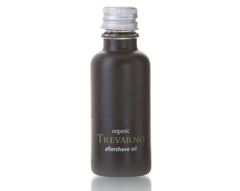 Organic Trevarno Aftershave Oil