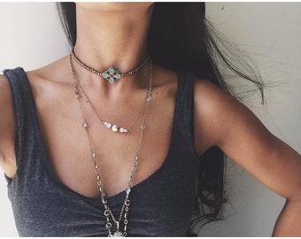 Choke-her  || Double wrap Bracelet