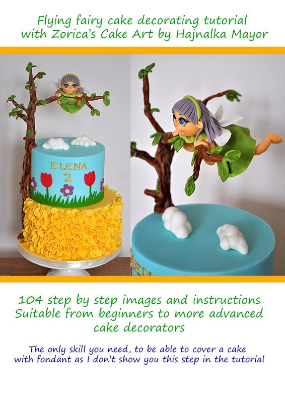 An unusual cake decorating structure tutorial by ...