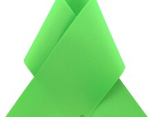 """3"""" NEON GREEN - Grosgrain Ribbon -100% Polyester  - Ribbon by the yard - Made in USA - 3 inch width - Ribbon for Bows"""