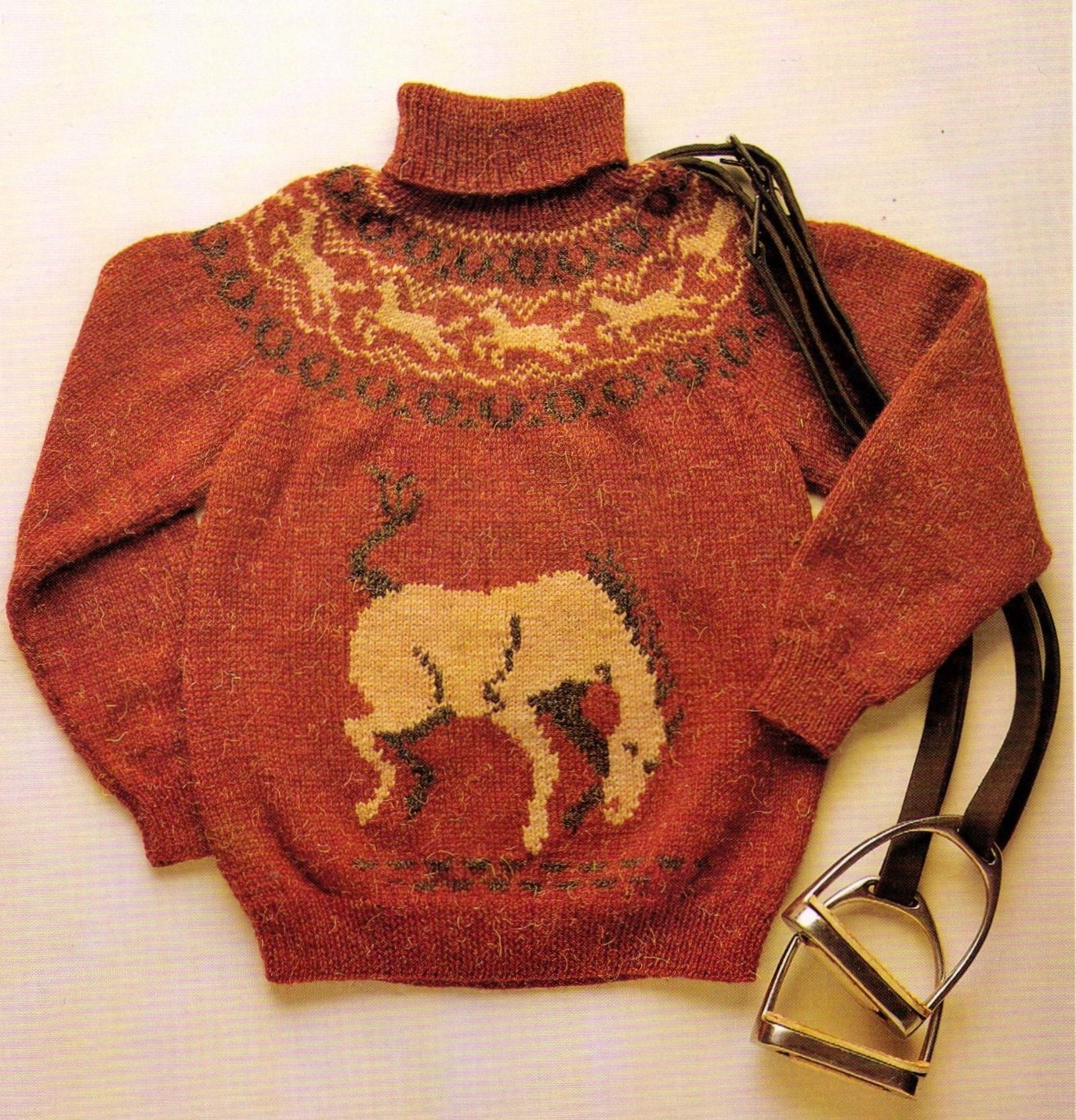 COUNTrY AUSTRALIaNS BRUMBY Horse CHILDrenS JUMPEr