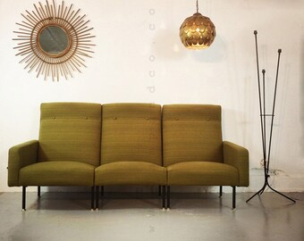 Modular sofa published in  the 60's by Steiner.