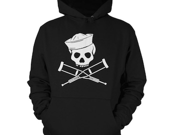 Jackass Sailor Hoodie Sweatshirt Shirt