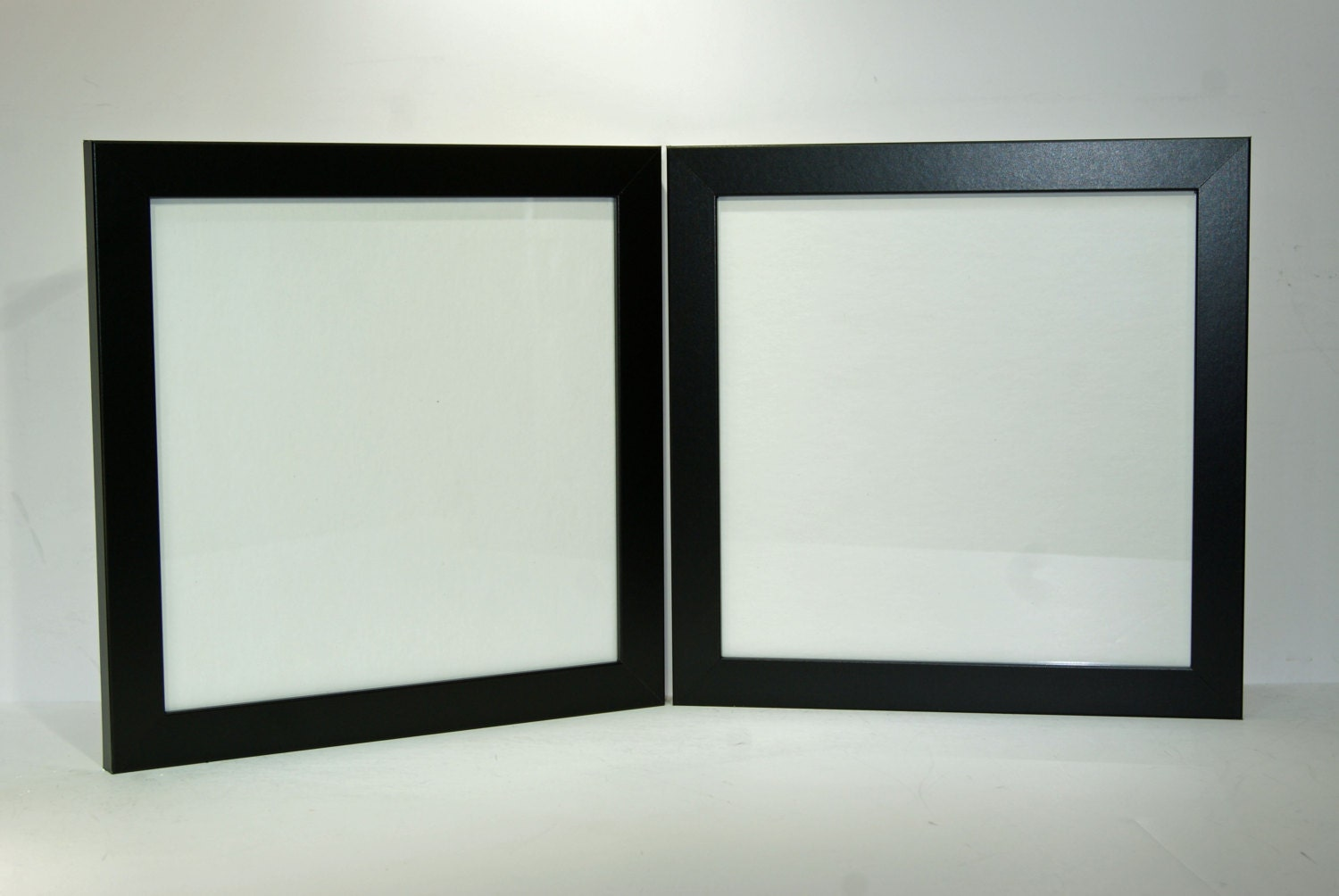 square black picture frames 4x4 5x5 6x6 7x7 8x8 9x9 10x10 11x11 12x12 up to 24x24 for home office photography artist and professionals