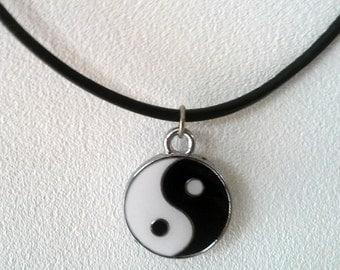 Yin Yang Choker