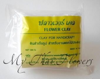 Flower Clay for handicraft.