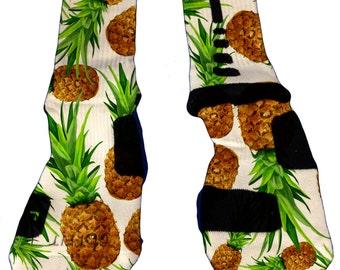 Nike Elite Socks_Pineapple
