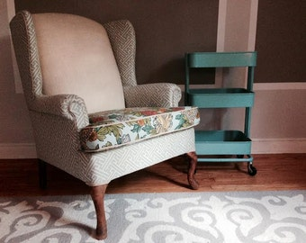 Lola Single Wing Chair Wingback Chairs Wing Chair