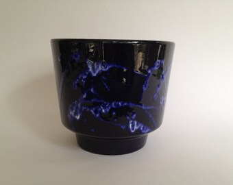 Marei Keramik  Planter   Mid Century   1970s   West Germany ceramic. WGP.