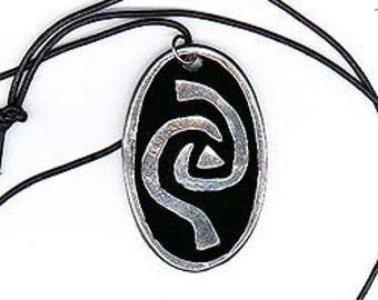 Roswell Inspired Alien Design Necklace