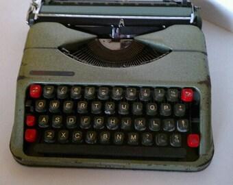1950 Empire Aristocrat type writer Made in England.