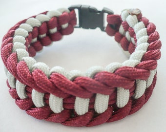 Jagged Ladder Bar Bracelet