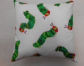 Very Hungry Caterpillar Nursery Cushion Cover