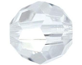 SWAROVSKI 5000 10mm - Pack 5 - Crystal