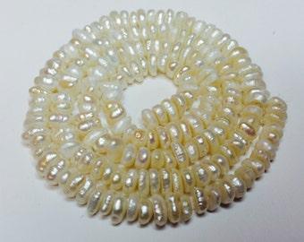 Angel White Freshwater Pearls