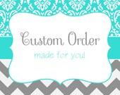Custom Order for Dana - Future Mrs Package