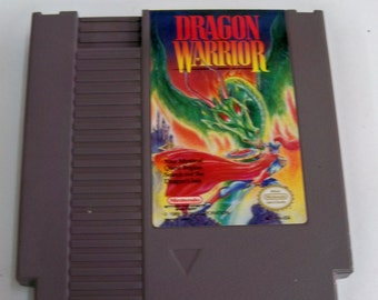 Nintendo Dragon Warrior
